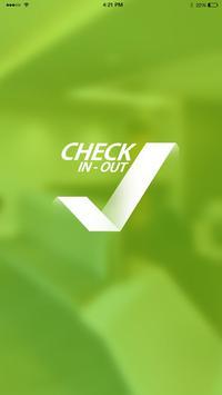 CheckInOut apk screenshot