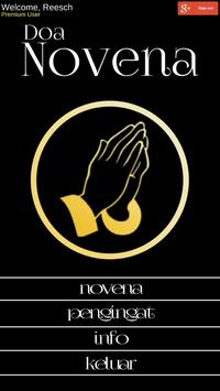 Doa Novena apk screenshot