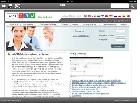 Escura Consulting apk screenshot