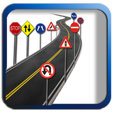 Road signs in amharic icon