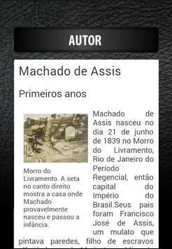 Esaú e Jacó - Machado de Assis apk screenshot
