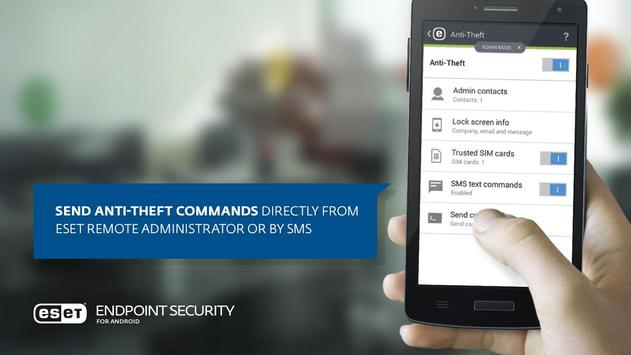 ESET Endpoint Security apk screenshot