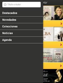 La Esfera de los Libros apk screenshot