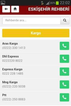 Eskişehir Rehberi apk screenshot