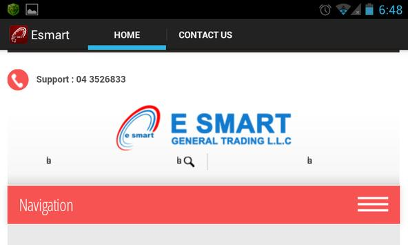 Esmart apk screenshot