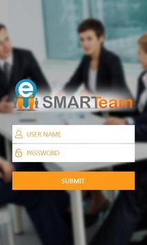 E-SMARTTEAM poster