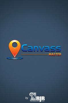 CanvassMaster 1.2 poster