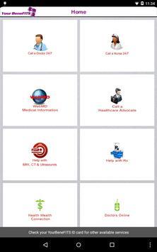Your Benefits apk screenshot