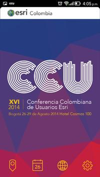 CCU2014 poster
