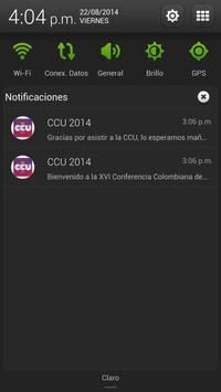 CCU2014 apk screenshot