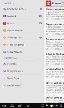 Estante dos Sonhos apk screenshot
