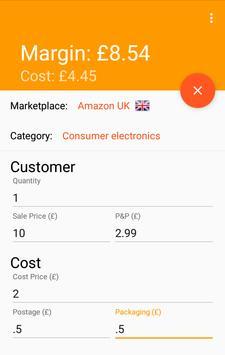 Amazon Margin Calculator poster