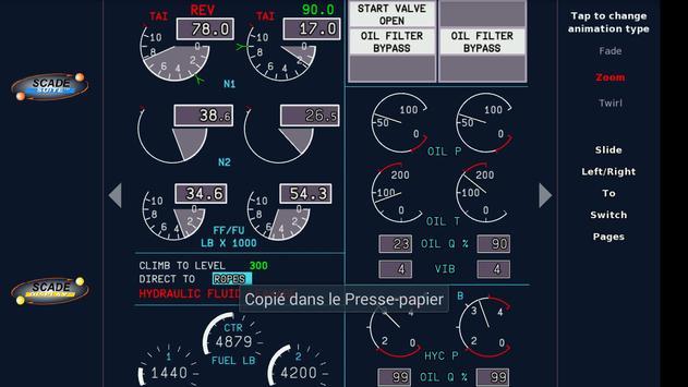 SCADE Multi-Function Display apk screenshot