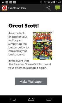 Excelsior! Free apk screenshot