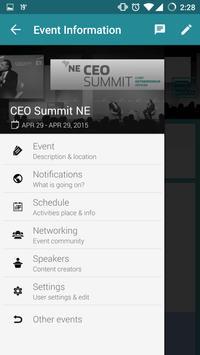 CEO Summit - Endeavor apk screenshot