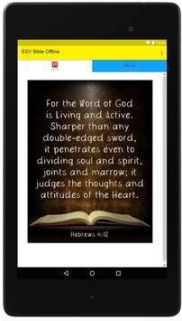 ESV Bible Offline poster
