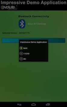 Evolute Impress Demo App apk screenshot
