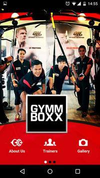 Gymm Boxx poster