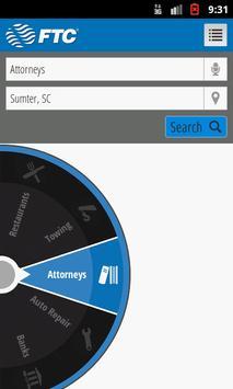 FTC Search apk screenshot