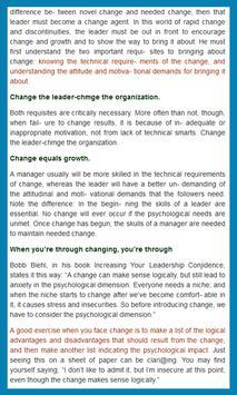 The Leadership Within You apk screenshot