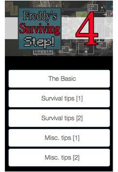 Guide for Freddy Night Step apk screenshot