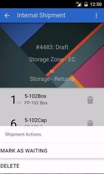 Warehouse & Inventory Manager apk screenshot