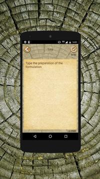Wicca Herbarium apk screenshot