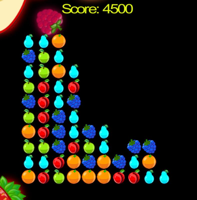 pop fruit game