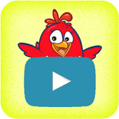 video Chicken Channel icon