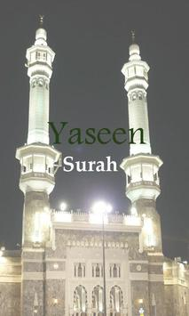 Yaseen Surah poster