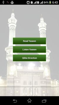 Yaseen Surah apk screenshot