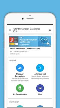 EPO Patent Information Conf apk screenshot