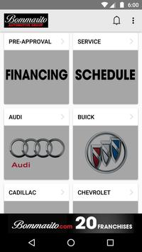 Bommarito Automotive Group apk screenshot