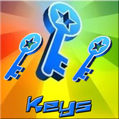 Unlimited Keys Subway Surfers icon