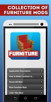 Guide: Furniture Mod poster