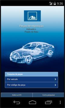 ATE Catálogo poster