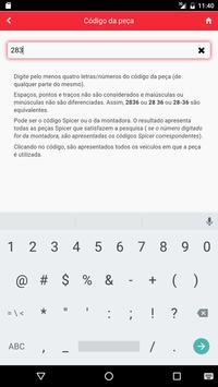 Spicer Catálogo Brasil apk screenshot