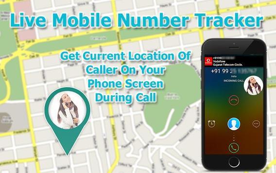 Live Mobile Number Tracker apk screenshot