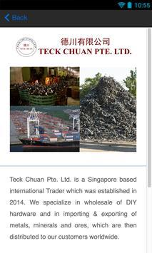 Teck Chuan Online Shop apk screenshot