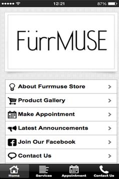 FurrMuse poster