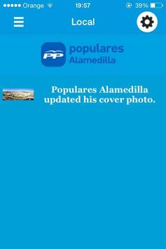PP Alamedilla apk screenshot