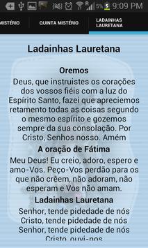 Santo Rosário-Portuguese apk screenshot