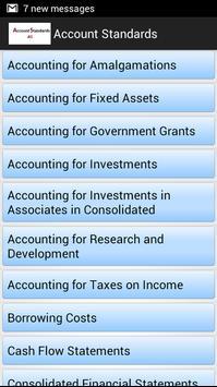 Indian Accounting Standard apk screenshot