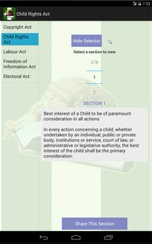 Nigerian Laws and Acts apk screenshot