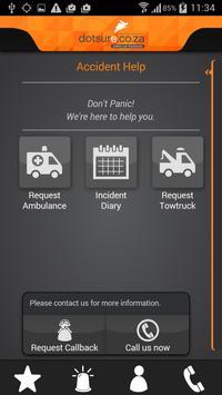 dotsure.co.za apk screenshot