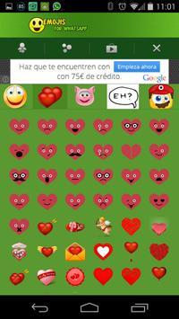 Emoji Emoticons apk screenshot