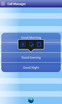 Call n SMS Auto apk screenshot