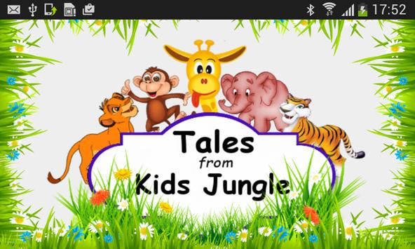 Tales from Kids Jungle poster