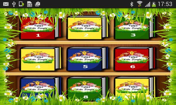 Tales from Kids Jungle apk screenshot