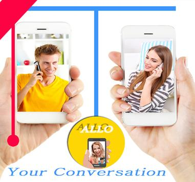 StartChat: ALLO apk screenshot